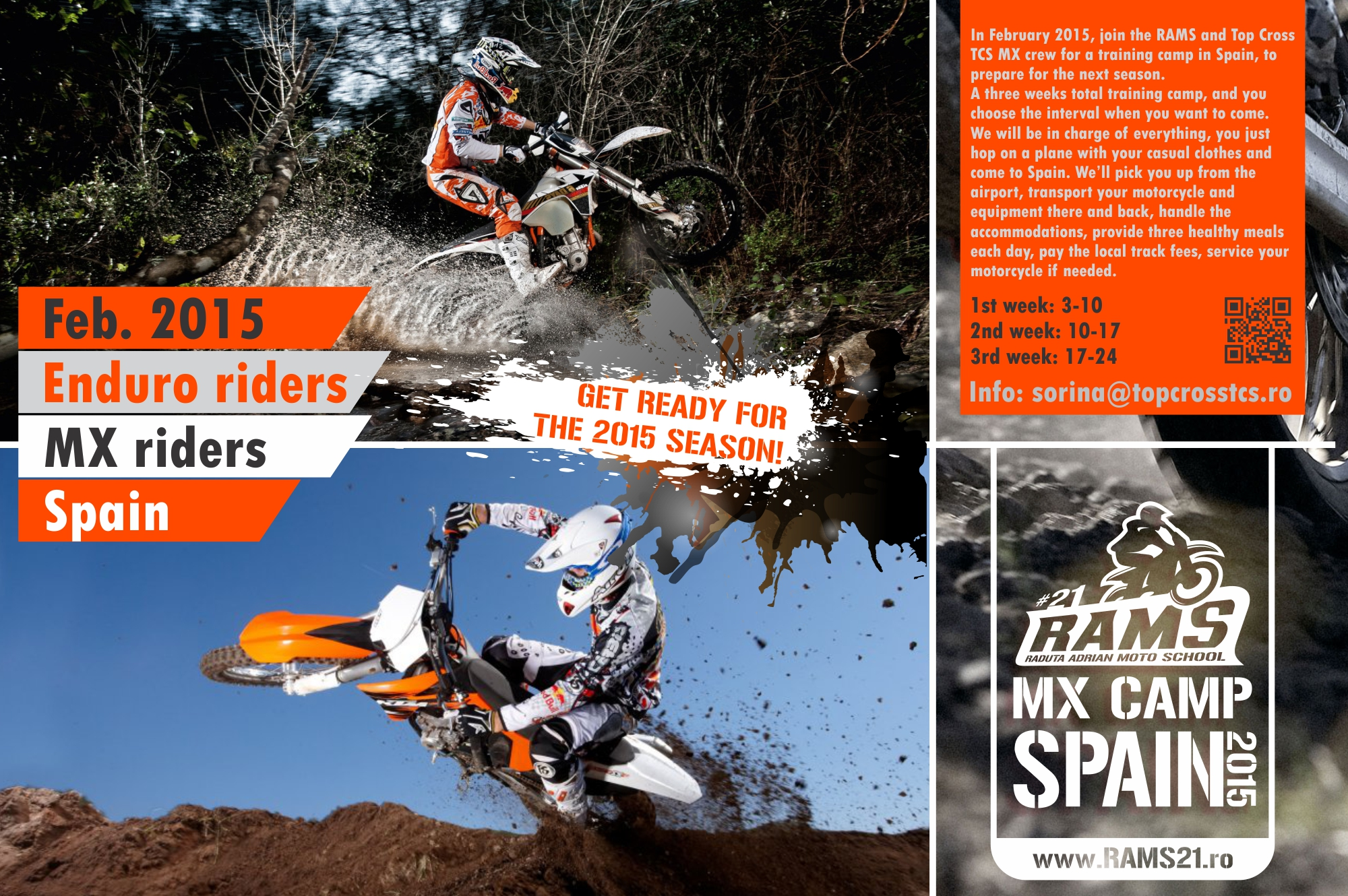 rams mx camp spain