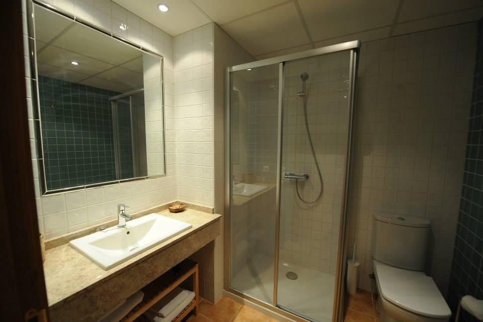 toaleta cazare spania