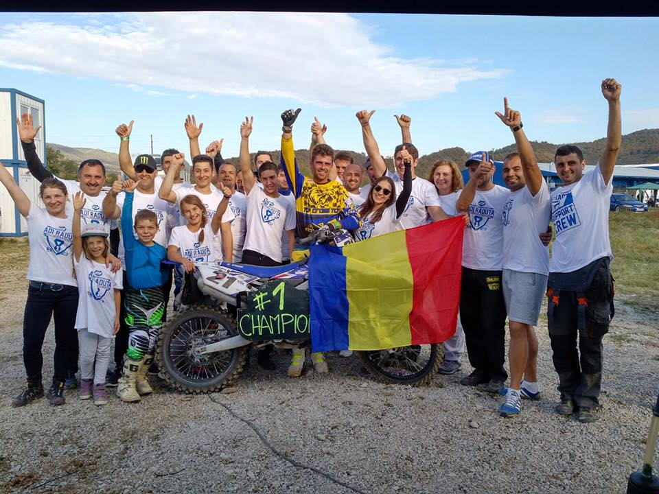 enduro cantonament