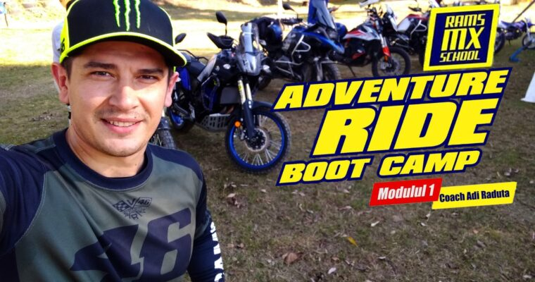 Adventure Ride Boot Camp